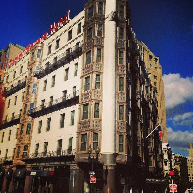 Photo of The Copley Square Hotel