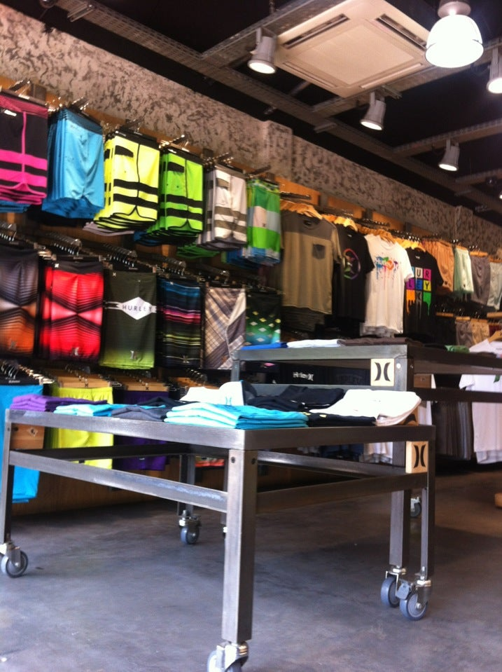 Hurley Concept Store