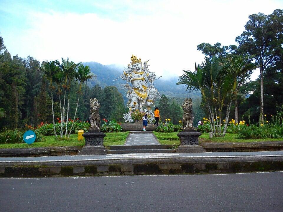 Bedugul Botanical Gardens