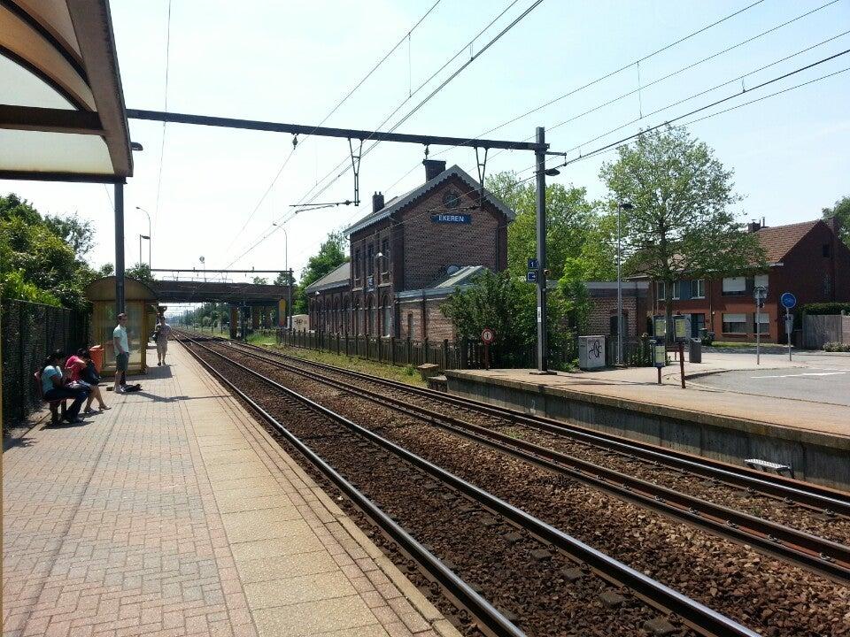 Gare d'Ekeren