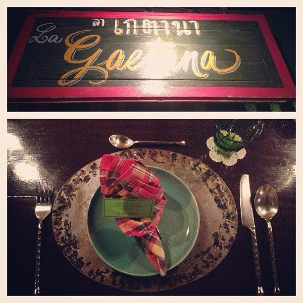 La Gaetana Restaurant