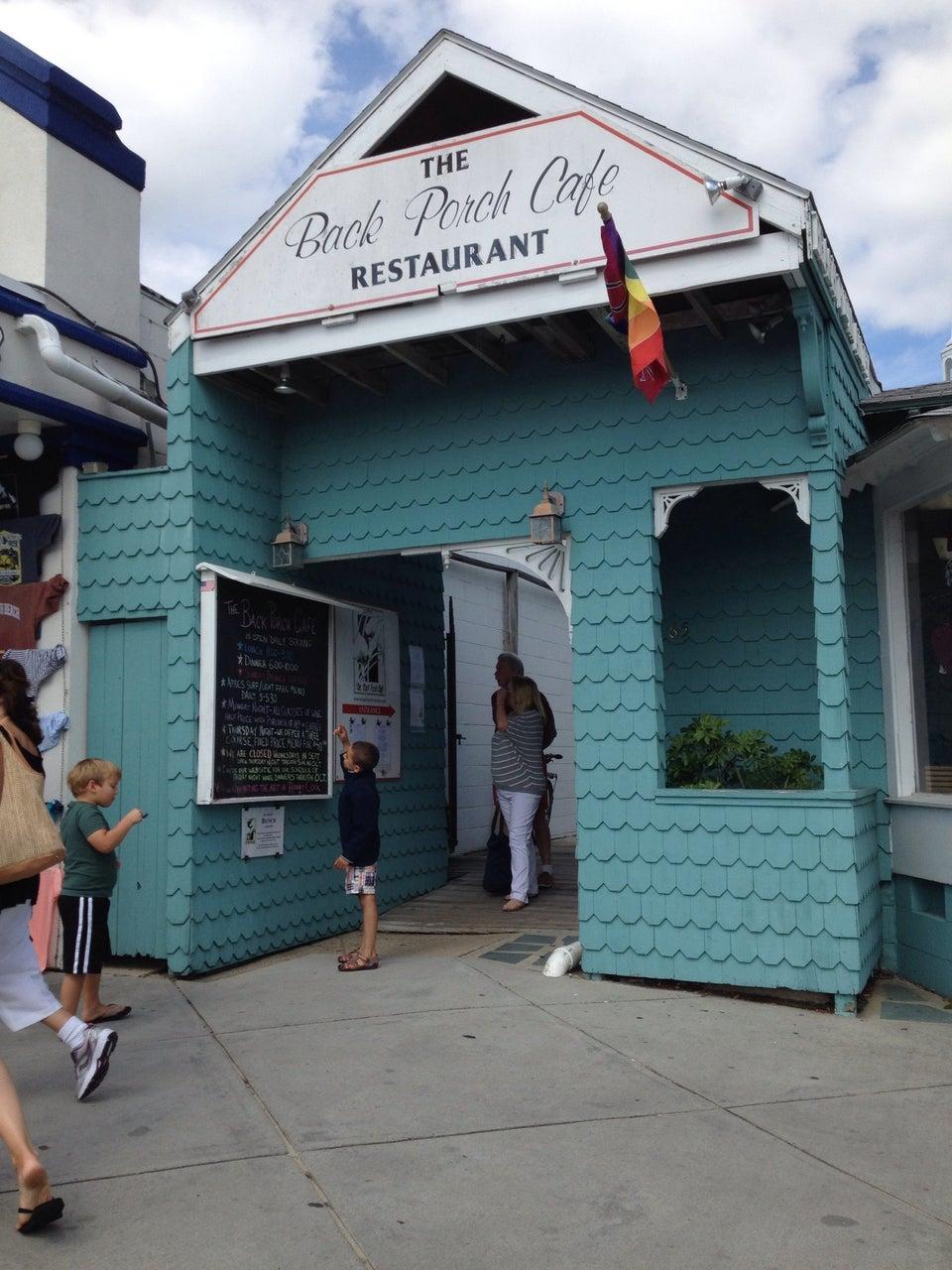 Photo of Back Porch Cafe