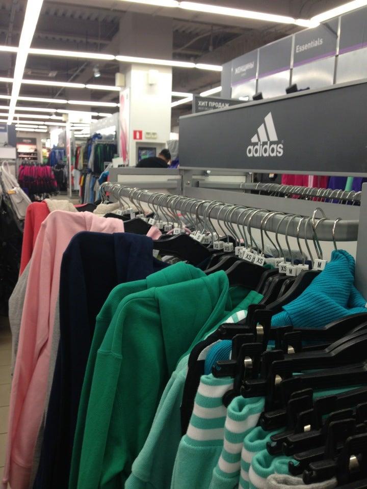 Каждый сотрудник проходит неско специалист по фитнес-активациям adidas.
