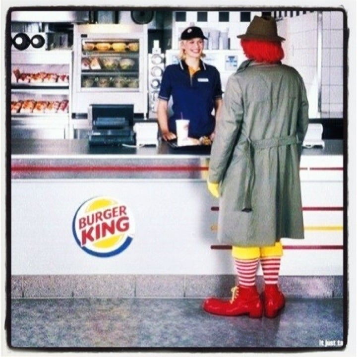an argument in favor of burger king as the way of the future The group said burger king's future foreign profits would no longer be subject to us income taxes burger king said in a statement: the analysis in the report is materially flawed and the figures do not accurately represent our facts and circumstances.