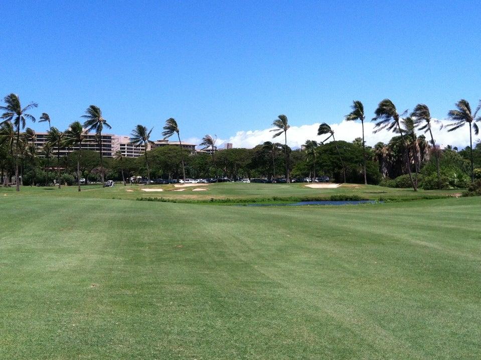 Ka'anapali Golf Resort, Royal Kaanapail Course