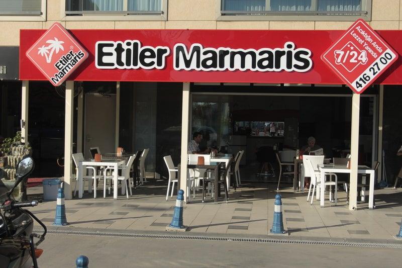 Etiler Marmaris Zeytinburnu