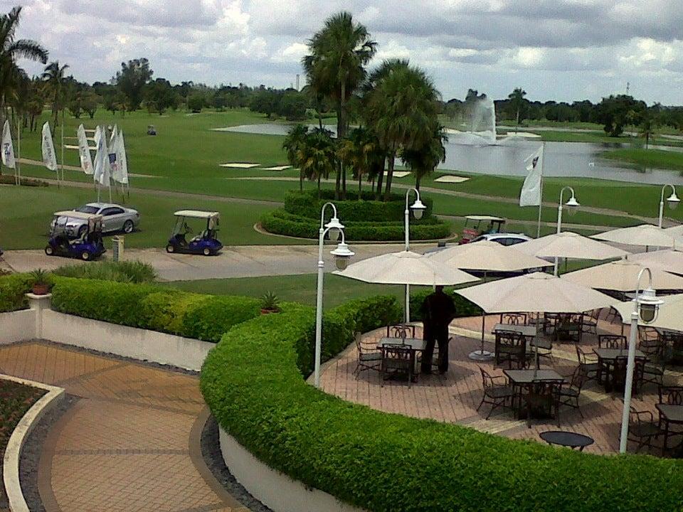Doral Golf Resort & Spa - Jim Mclean Signature Course