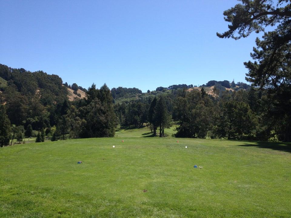 Monarch Bay Golf Club, Marina Course