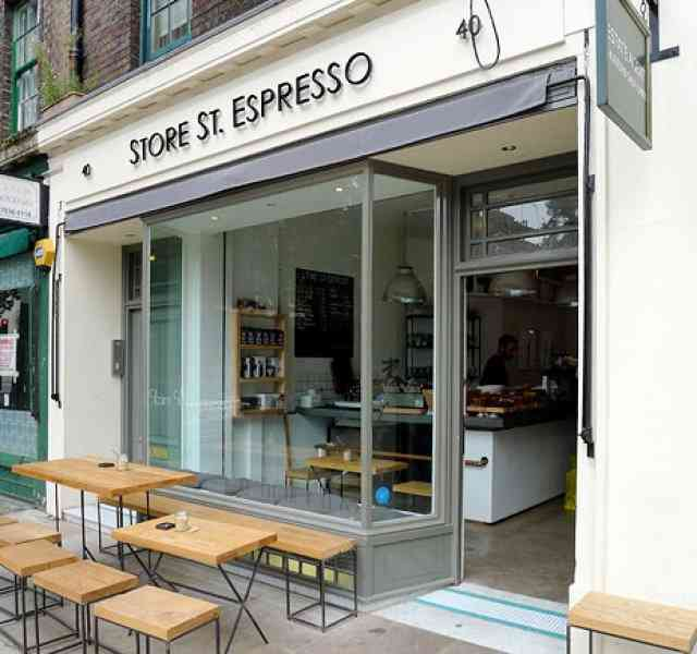 Photo of Store St Espresso