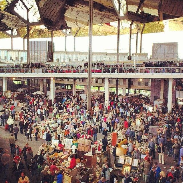 Flea Market Els Encants
