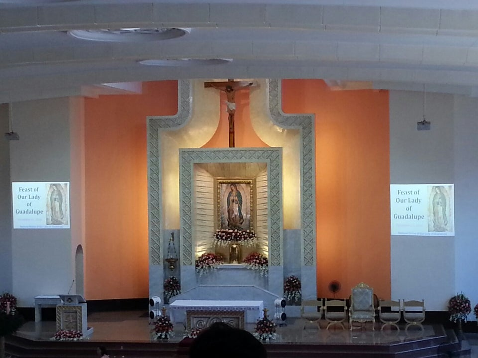 National Shrine Of Our Lady Of Guadalupe