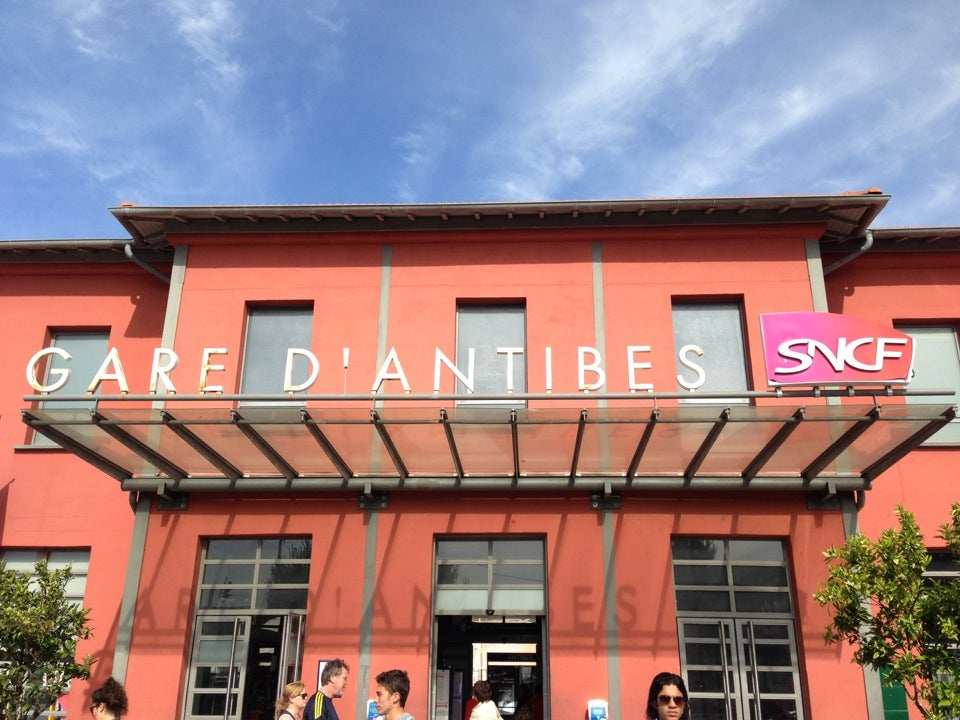 Station van Antibes