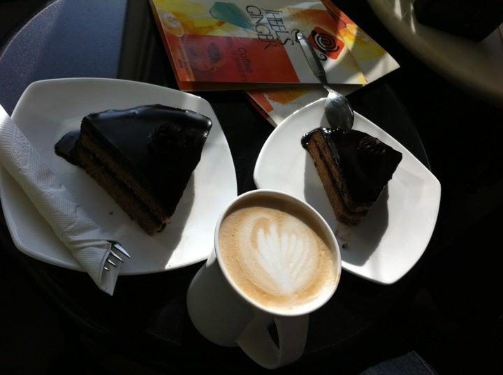 Jheels's Ginger Coffee Bar & Bakery