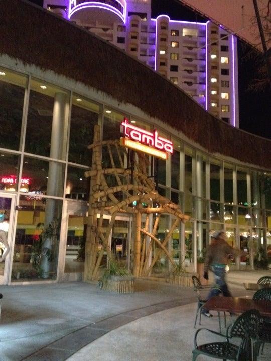 Tamba Indian Cuisine & Lounge