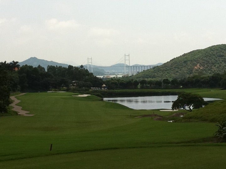 Guangzhou Nansha Golf Club