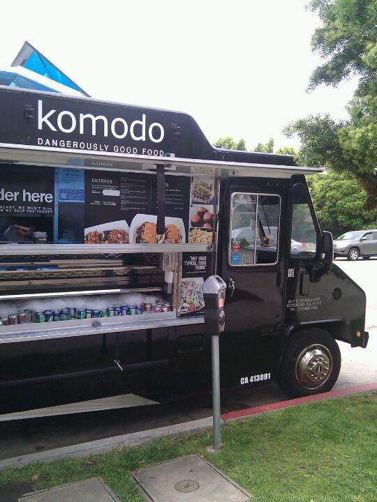 Komodo Truck