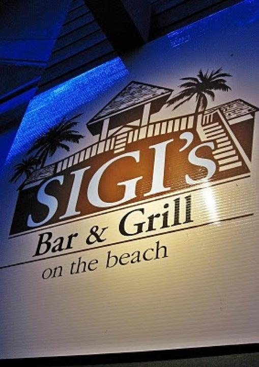 Sigi's Bar & Grill On The Beach