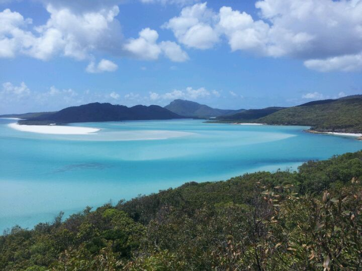 Whitsunday Islands Full-day Cruise