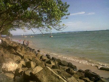 Pantai Tanjung Selaki Lampung