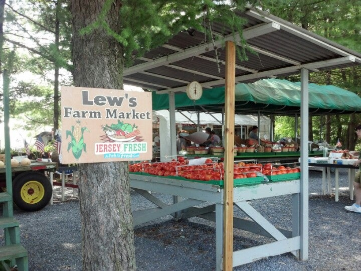 Lews Farm Market is not municipally organized but gets great reviews on yelp and foursquare for its own produce.