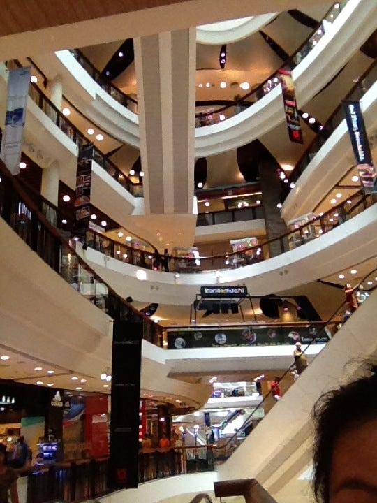 Central Mall Pattaya Thailand