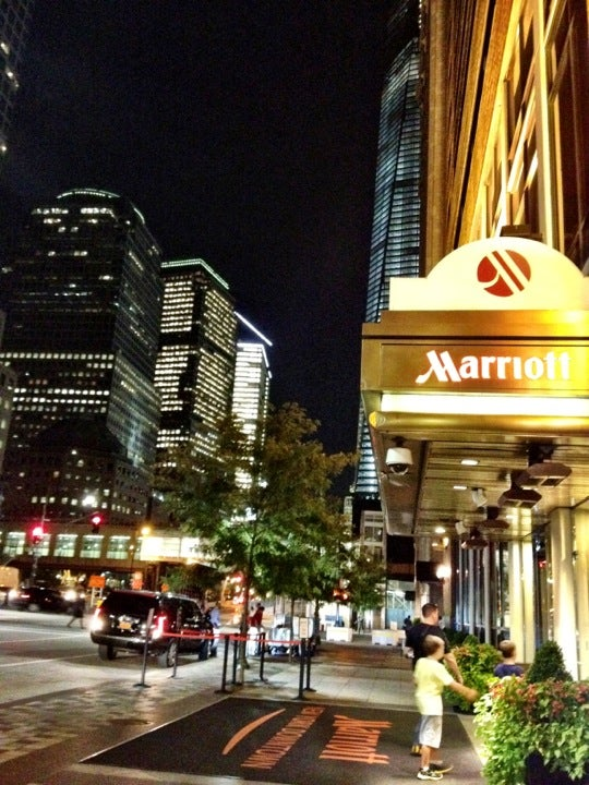 Photo of New York Marriott Downtown
