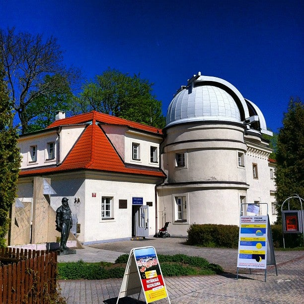 Stefánik Observatory