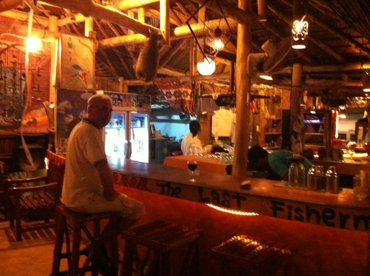 Last Fisherman Bar