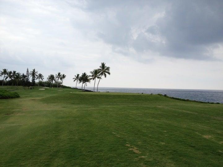 Kona Country Club - Ocean Course