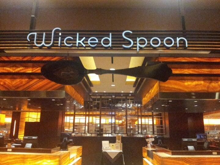Wicked Spoon Buffet