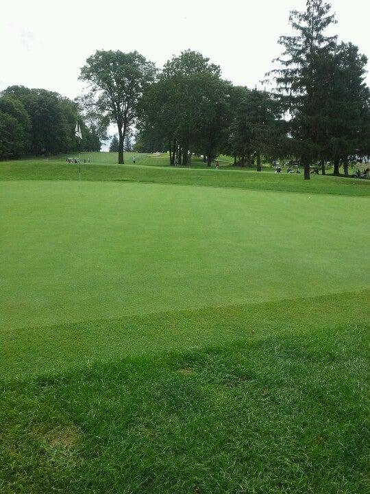 Jeffersonville Golf Club, Jeffersonville Course