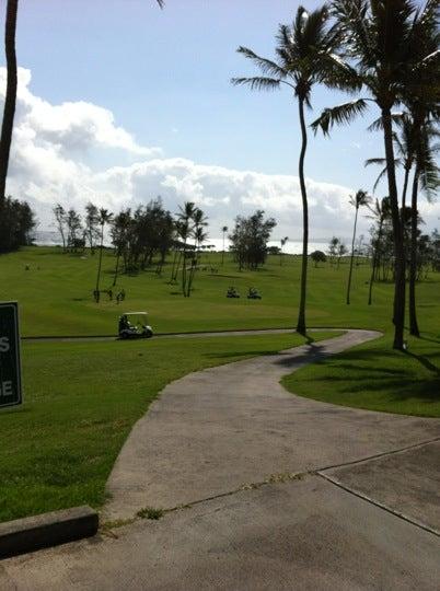 Waiehu Municipal Golf Course, Waiehu Course