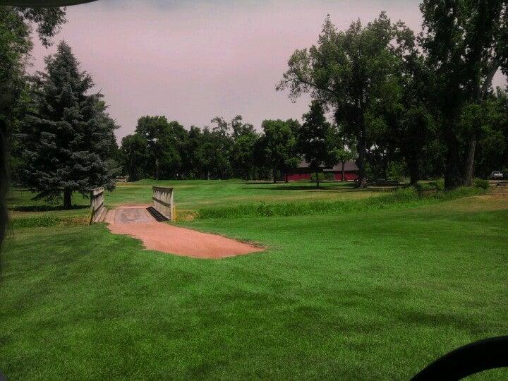 Collins Park Golf Course, Collins Park Course