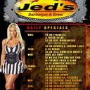 Jed's BBQ and Brew F.