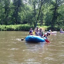 Rafting With My Kids