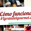 We are #Larutadelgourmet.cl! F.