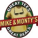 tee shirt www.mikeandmontys.com