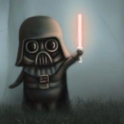Dart Vader Space Invader