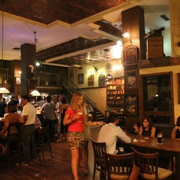 Camden Town Bar La Malagueta