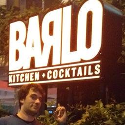 Chris Barlo