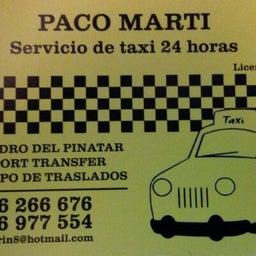Taxi San Pedro del Pinatar