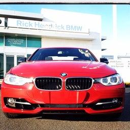 Rick Hendrick BMW Charleston