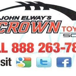 John Elway's Crown Toyota