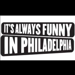 It's Always Funny in Philadelphia (Andrew Alexander)