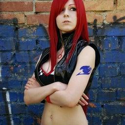 Titania Erza Scarlet