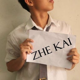 Zhe Kai Lee