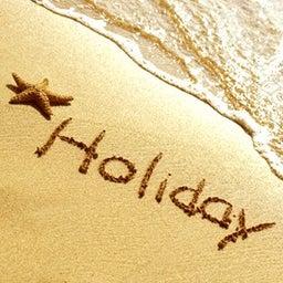 now holidays