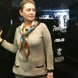 Ольга Главатских