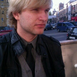 Anufriy Stelmashuk