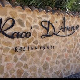 Racó d'Anna Restaurant